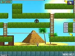 Game Pyramid Runner