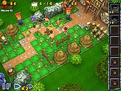 無料ゲームのWild Defenceをプレイ