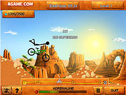 Game Stickman Downhill