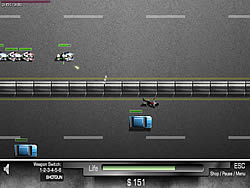 Mat Rempit : The Chase game