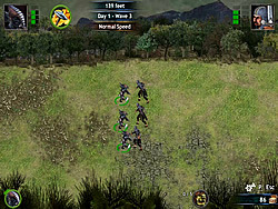 Battle 4 Darkness game