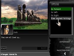 Game Josh Tam Mysteries G2 : Easter Island