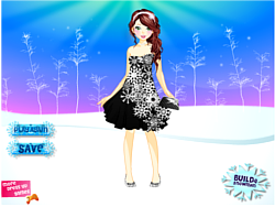 Game Snowflake Ball Makeover