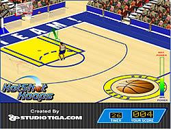HotShot Hoops παιχνίδι