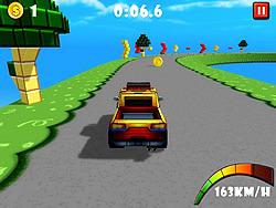 Minicar Champion game