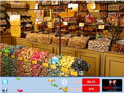 Candy Shop Hidden Objects