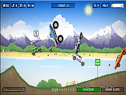 Renegade Racing jeu