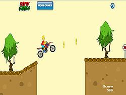 Bart Simpsons Bike
