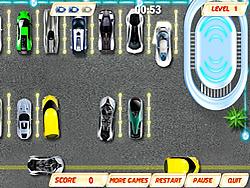 Permainan Futuristic Auto Parking