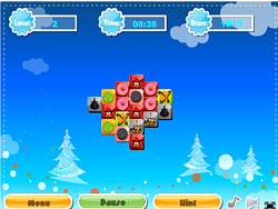 Juego Angry Birds Mahjong