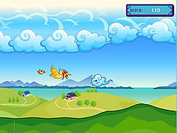 Juega al juego gratis Bird Flight