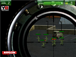 Game Battlefield Shooter Game