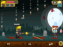 Shotgun vs Zombies game