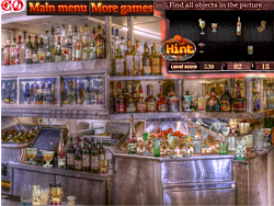 Game Enigmatic Restaurant