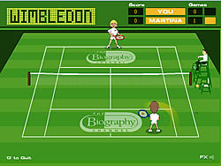 Wimbeldon Hero game
