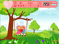 Kissing Kids игра
