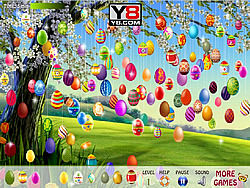Hidden Easter Eggs game