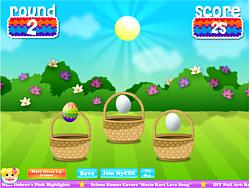 無料ゲームのEaster Egg Scrambleをプレイ