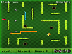 Game Snake Fight Arena