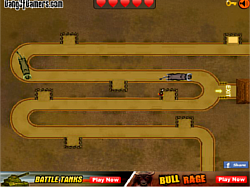 Bull Rage oyunu