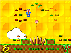 Candy Yummer game