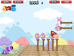 Bunny & Eggs 2 game