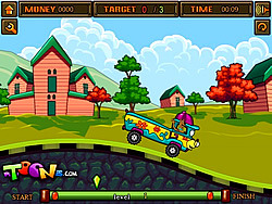 Scooby Food Rush game