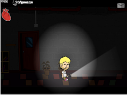 Game Alan haunted school