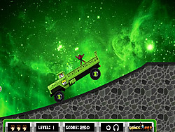 jeu Ben 10 Aliens Truck