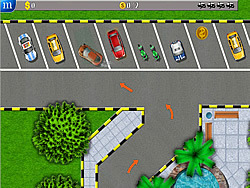 gra Parking Mania Game