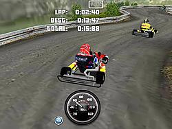 Permainan Go Kart 3D