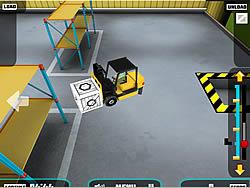 Game Forklift License
