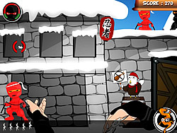 Dawn of the Sniper Ninja game