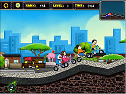 Game Doraemon Racing