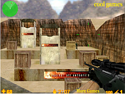 Anti-Terrorist Sniper King game