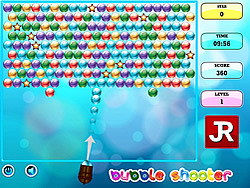 Game Bubbles Shooter Maja
