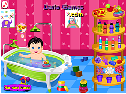 Baby Care And Bath game