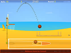 Game Summer Basketball