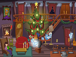 Casper's Haunted Christmas game