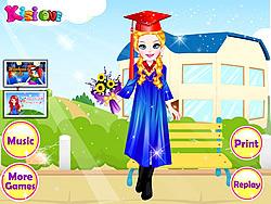 Graduation Day Prep game