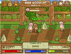 Brawler Bear Arena لعبة
