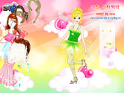 Gioca gratuitamente a Butterfly Girl Dress Up