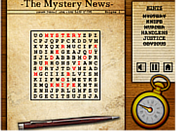 Mystery Words