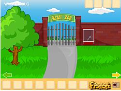 Game Escape the Zoo 2