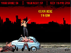 Zombie Golf Riot game