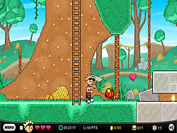 Papa Louie 2 When Burgers Attack игра