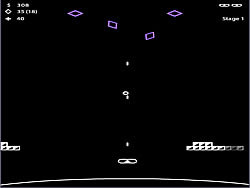Orbitron game