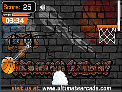 Game Ultimate Mega Hoops 3