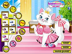 無料ゲームのPrecious Kittyをプレイ