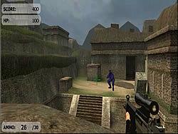 שחקו במשחק בחינם Terrorist Hunt v5.1